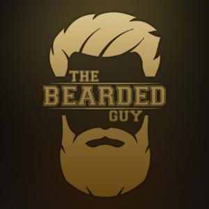 The Bearded Guy Logo Full