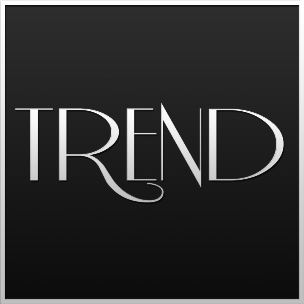 TREND New Logo 2020 Black!