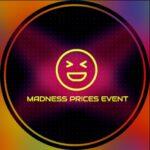 Madness prices event logo