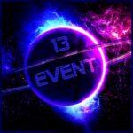 13 Event Logo